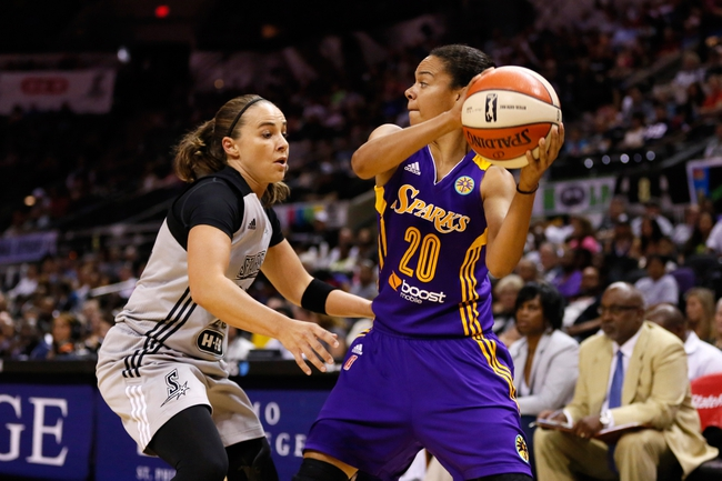 Phoenix Mercury vs. Los Angeles Sparks - 7/5/15 WNBA Pick, Odds, and Prediction