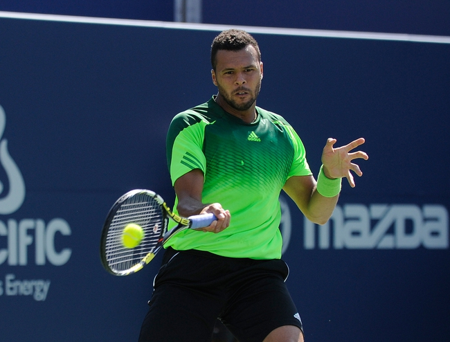 Jo-Wilfried Tsonga vs. Aleksandr Nedovyesov 2014 US Open Pick, Odds, Prediction