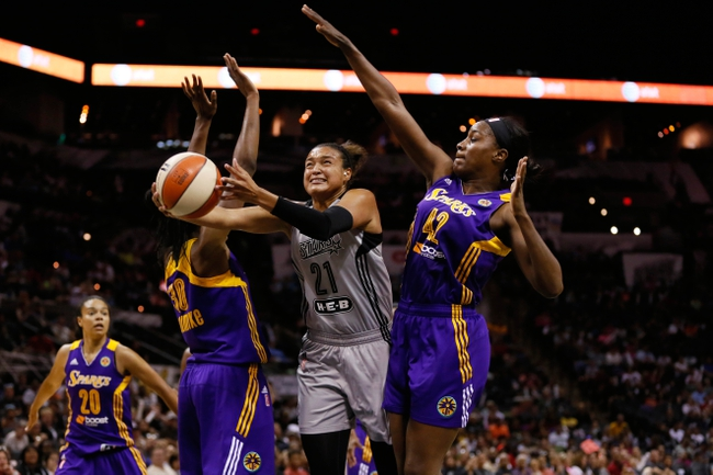 New York Liberty vs. San Antonio Stars - 8/19/15 WNBA Pick, Odds, and Prediction