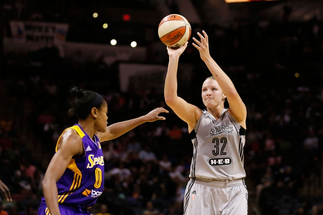 Seattle Storm vs. Los Angeles Sparks - 6/14/15 WNBA Pick, Odds, and Prediction