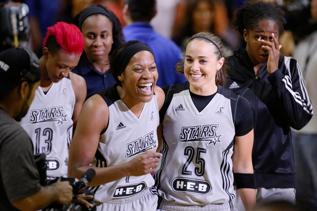Phoenix Mercury vs. San Antonio Stars - 6/25/15 WNBA Pick, Odds, and Prediction