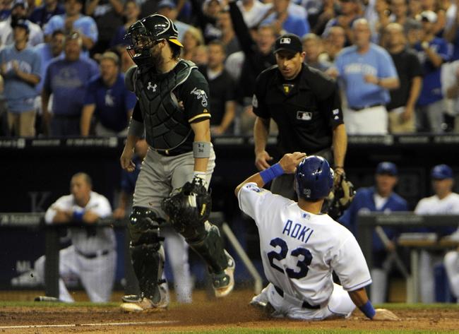 Kansas City Royals vs. Oakland Athletics 8/12/14 MLB Pick, Odds, Prediction