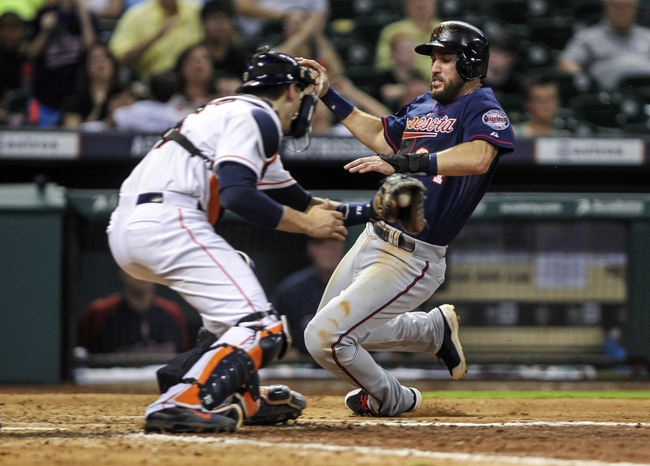 Houston Astros vs. Minnesota Twins MLB Pick, Odds, Prediction - 8/12/14