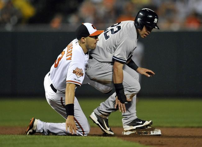 Baltimore Orioles vs. New York Yankees MLB Pick, Odds, Prediction - 8/13/14