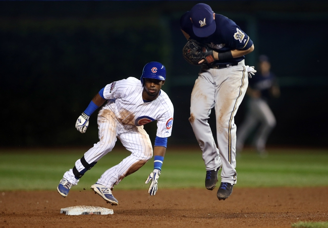 Chicago Cubs vs. Milwaukee Brewers 8/13/14 MLB Pick, Odds, Prediction