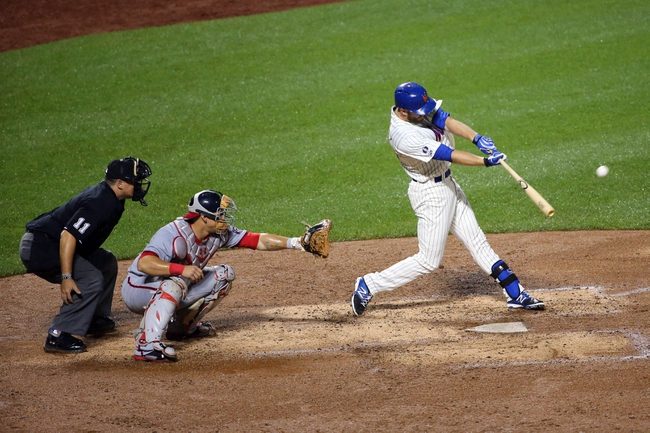 New York Mets vs. Washington Nationals 8/13/14 MLB Pick, Odds, Prediction
