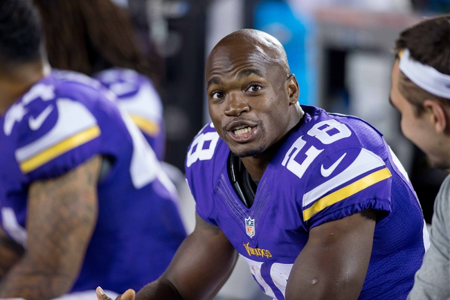 Oakland Raiders at Minnesota Vikings- 8/22/15 NFL Pick, Odds, and Prediction