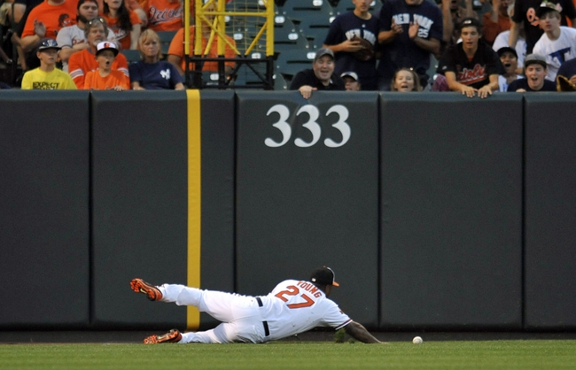 New York Yankees vs. Baltimore Orioles Pick-Odds-Prediction - 9/12/14 Game Two