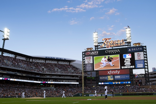 Detroit Tigers vs. Pittsburgh Pirates 8/14/14 MLB Pick, Odds, Prediction