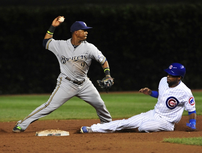 Chicago Cubs vs. Milwaukee Brewers 8/14/14 MLB Pick, Odds, Prediction
