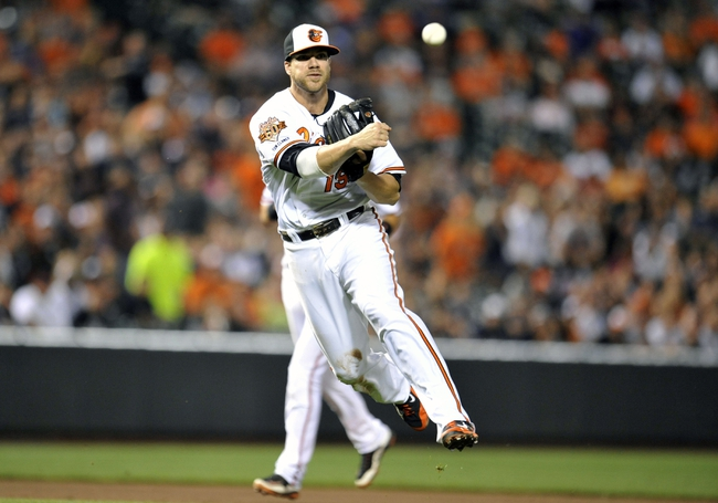 Baltimore Orioles vs. New York Yankees Pick-Odds-Prediction - 9/12/14 Game One