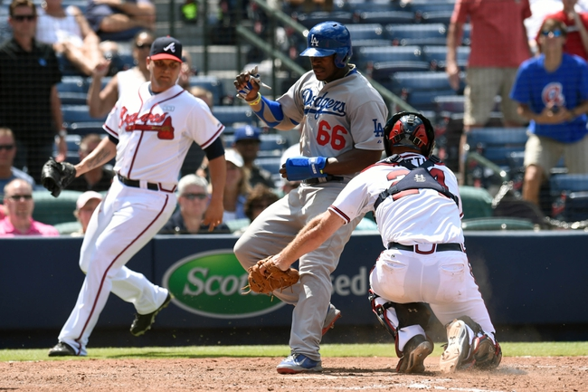 Braves at Dodgers - 5/25/15 MLB Pick, Odds, and Prediction