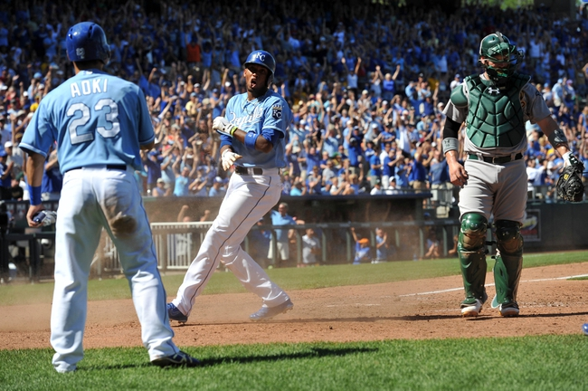 Royals vs. A's 9/30/14 2014 American League Wildcard Game Free Pick, Odds, and Prediction