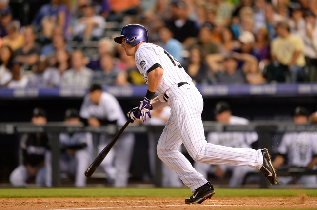 Colorado Rockies vs. Cincinnati Reds Pick-Odds-Prediction - 8/17/14