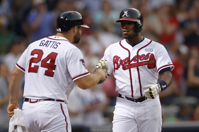 Atlanta Braves vs. Oakland Athletics MLB Pick, Odds, Prediction 8/16/14