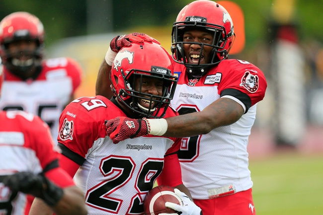 Toronto Argonauts vs. Calgary Stampeders CFL Pick, Odds, Prediction - 7/13/15