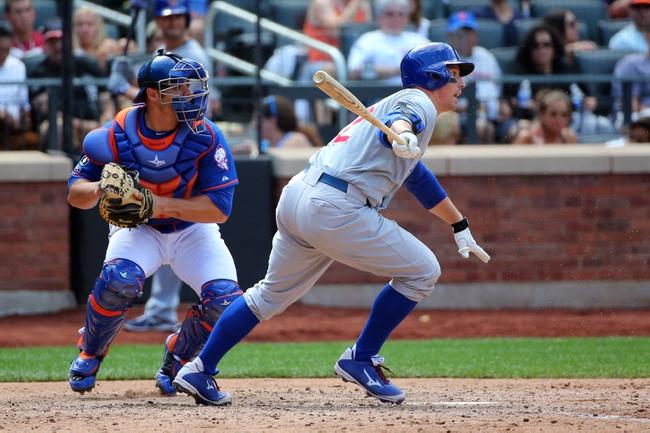 New York Mets vs. Chicago Cubs MLB Pick, Odds, Prediction - 8/18/14