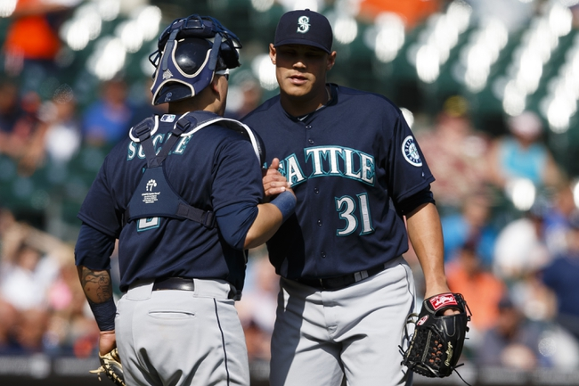 Seattle Mariners at Philadelphia Phillies MLB Pick, Odds, Prediction - 8/18/14