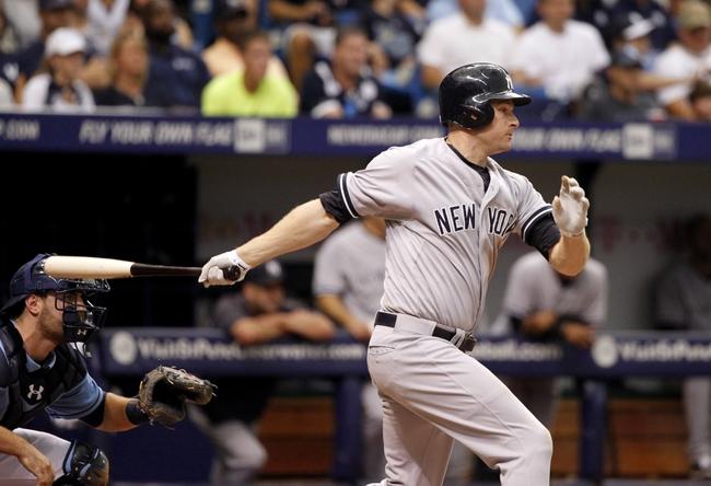 New York Yankees vs. Tampa Bay Rays MLB Pick, Odds, Prediction - 9/9/14