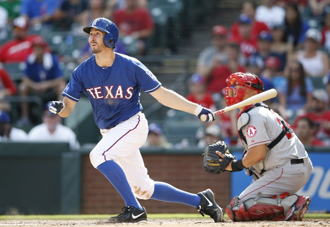 Texas Rangers vs. Los Angeles Angels MLB Pick, Odds, Prediction - 9/9/14
