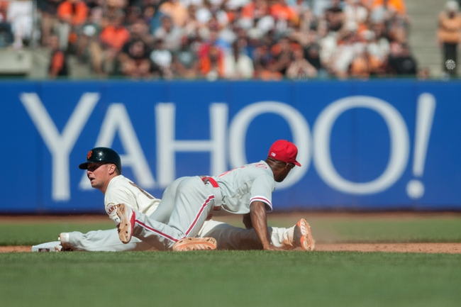 Phillies vs. Giants - 6/5/15 MLB Pick, Odds, and Prediction