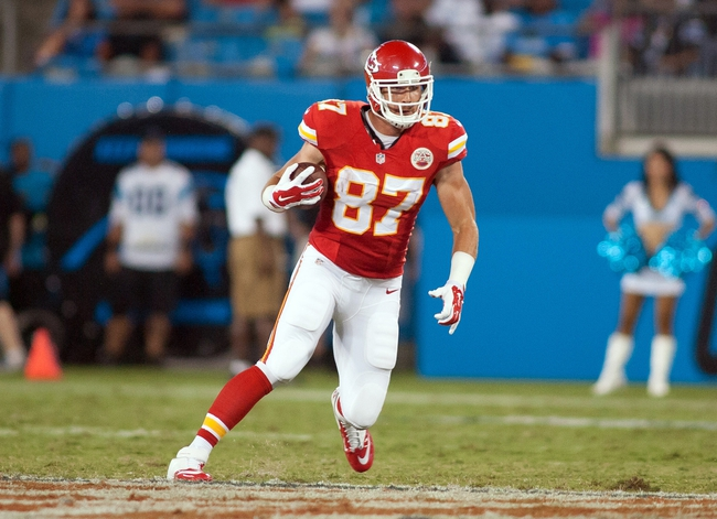 Fantasy Football Draft 2014: Tight End Value Picks