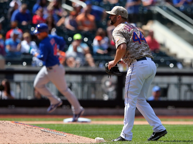 Cubs vs. Mets - 5/11/15 MLB Pick, Odds, and Prediction