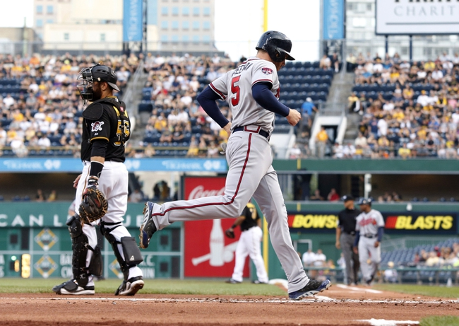 Pittsburgh Pirates vs. Atlanta Braves MLB Pick, Odds, Prediction - 8/19/14