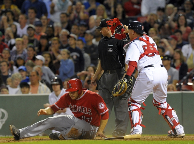 Boston Red Sox vs. Los Angeles Angels 8/19/14 MLB Pick, Odds, Prediction