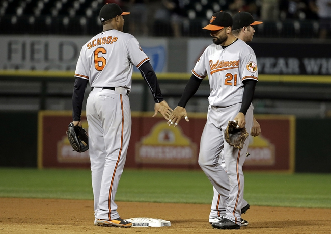 Chicago White Sox vs. Baltimore Orioles Pick-Odds-Prediction - 8/19/14