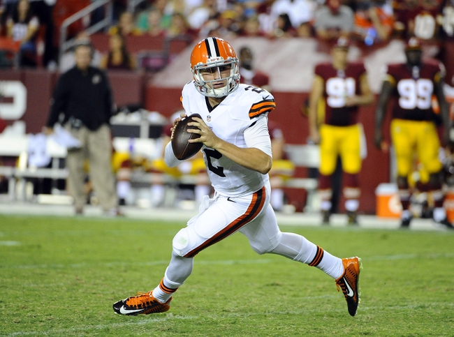 Cleveland Browns vs. St. Louis Rams - 8/23/14 Pick and Odds
