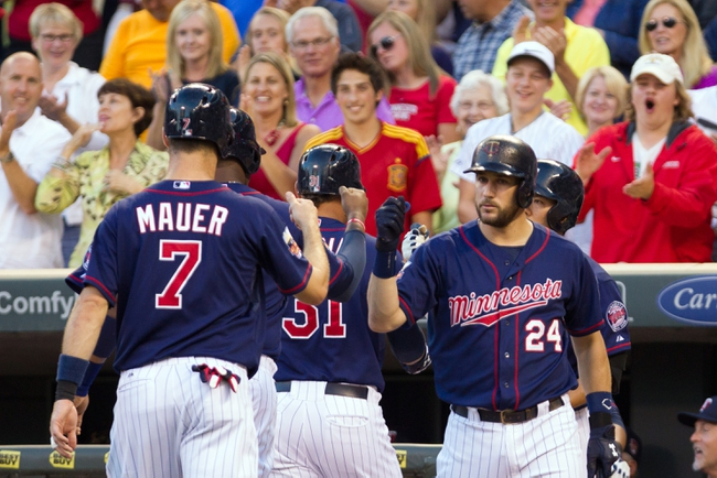 Minnesota Twins vs. Cleveland Indians MLB Pick, Odds, Prediction - 8/20/14