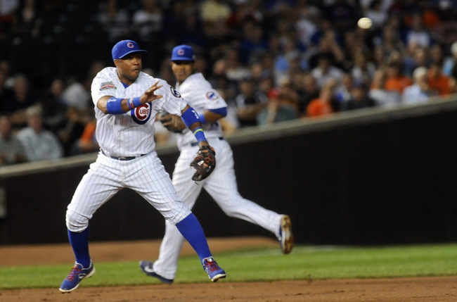 Chicago Cubs vs. San Francisco Giants Pick-Odds-Prediction - 8/21/14