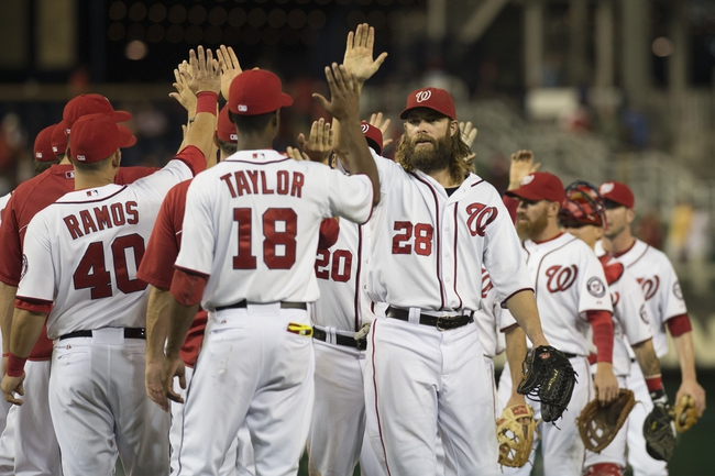 Washington Nationals vs. Arizona Diamondbacks MLB Pick, Odds, Prediction 8/20/14