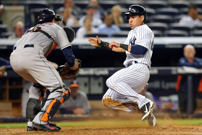 New York Yankees vs. Houston Astros MLB Pick, Odds, Prediction - 8/20/14
