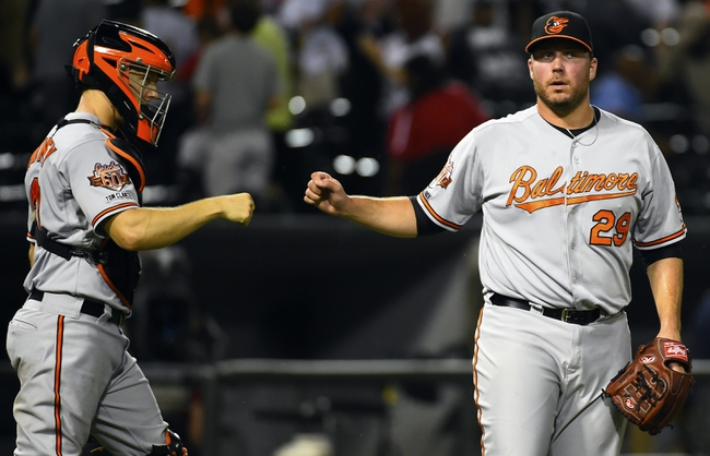 Baltimore Orioles vs. Chicago White Sox - 4/28/15 MLB Pick, Odds, and Prediction
