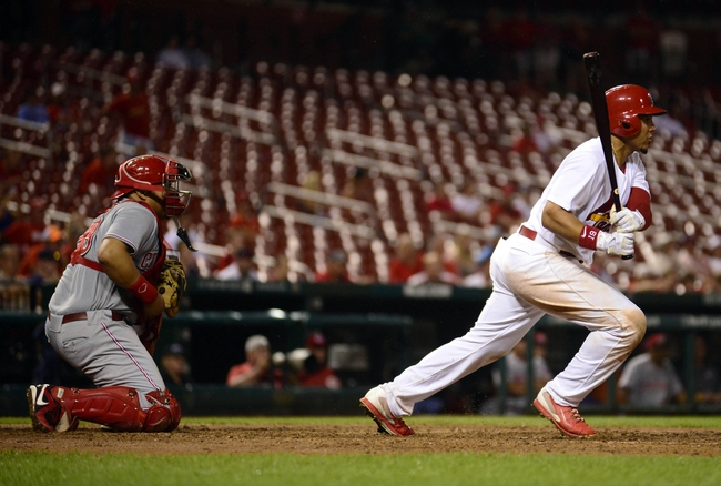 Cincinnati Reds vs. St. Louis Cardinals Pick-Odds-Prediction - 9/8/14