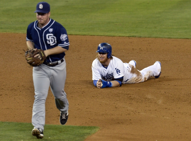 Los Angeles Dodgers vs. San Diego Padres Pick-Odds-Prediction - 8/21/14
