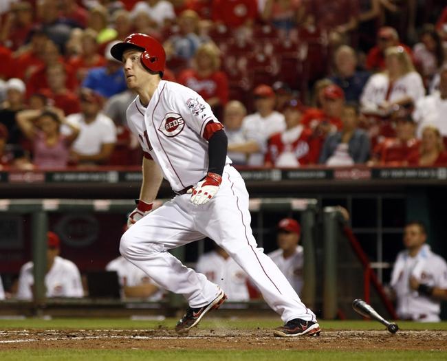 Cincinnati Reds vs. Atlanta Braves 8/22/14 Free MLB Pick