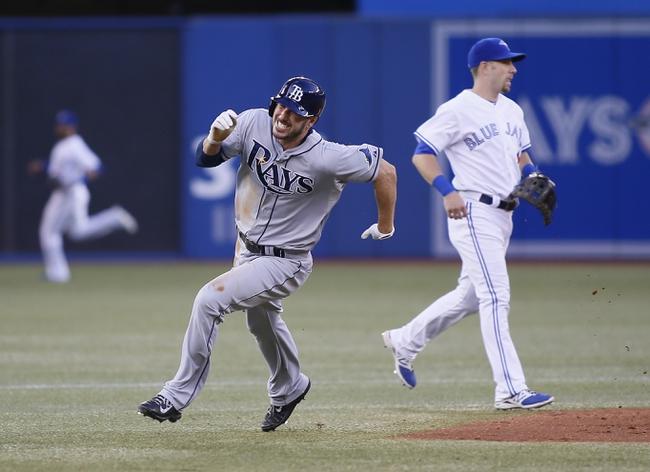 Toronto Blue Jays vs. Tampa Bay Rays MLB Pick, Odds, Prediction 8/23/14