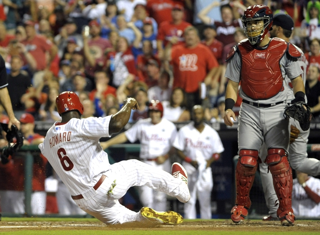 Philadelphia Phillies vs. St. Louis Cardinals MLB Pick, Odds, Prediction - 8/23/14