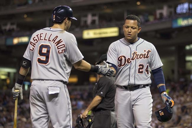 Chicago White Sox vs. Detroit Tigers MLB Pick, Odds, Prediction 8/29/14