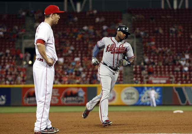 Cincinnati Reds vs. Atlanta Braves MLB Pick, Odds, Prediction - 8/23/14