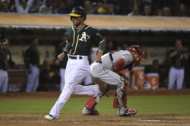 Oakland Athletics vs. Los Angeles Angels Pick-Odds-Prediction - 8/23/14