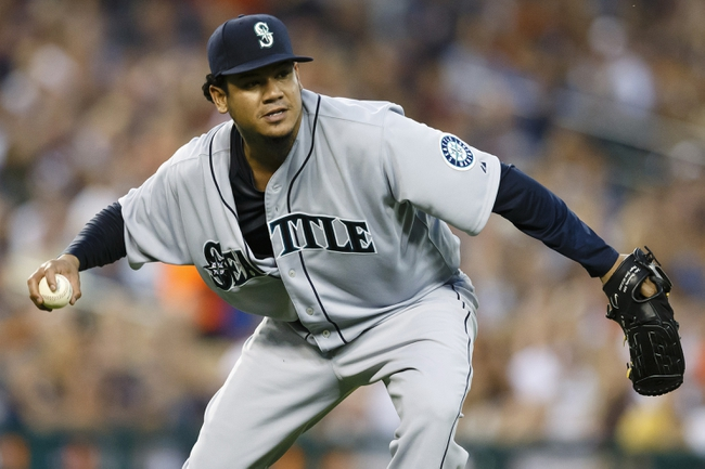 Seattle Mariners vs. Washington Nationals 8/29/14 MLB Pick
