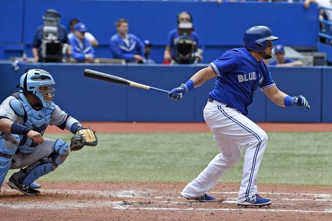 Toronto Blue Jays vs. Tampa Bay Rays MLB Pick, Odds, Prediction - 8/24/14