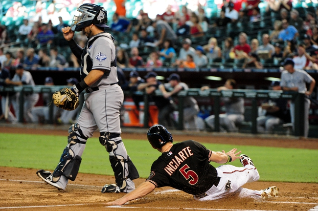 Padres vs. Diamondbacks - 4/15/15 MLB Pick, Odds, and Prediction