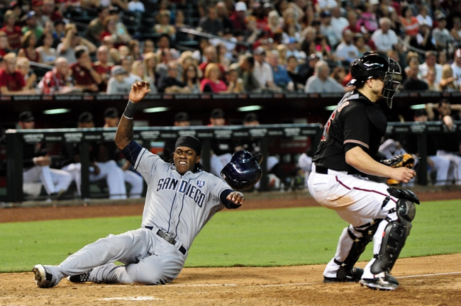Padres vs. Diamondbacks - 4/13/15 MLB Pick, Odds, and Prediction
