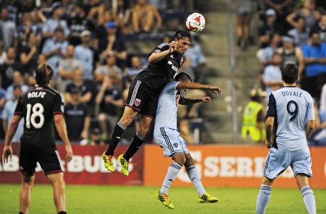 LA Galaxy vs. D.C. United MLS Pick, Odds, Prediction - 8/27/14