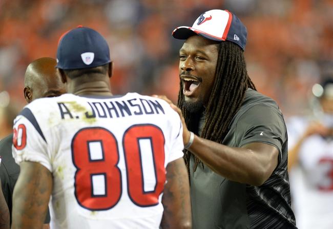 Washington Redskins at Houston Texans - 9/7/14